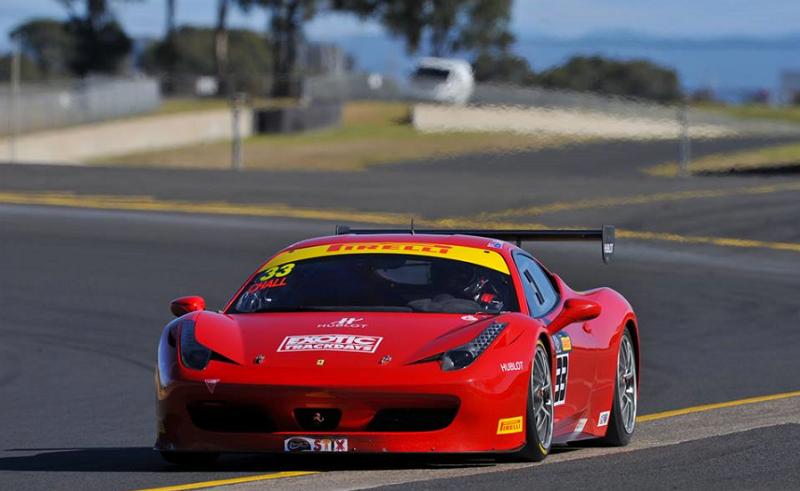 Australian Gt Trophy Series Championship Battle To Heat Up