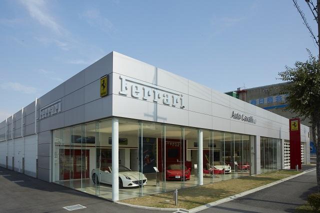 Ferrari Auto Cavallino In Kobe Japan Ferraritechtalk Com
